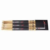 BASIX drumsticks Maple 5B - 12 prs