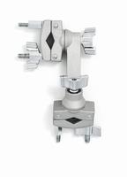 GIBRALTAR Adjustable angle multi-clamp clamp 2-hole