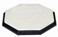 "GEWA Practice pad hexagonal 6"""