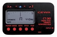 GEWA Chromatic tuner CT30