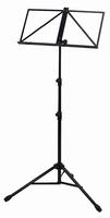 FX foldable music stand black - 45 x 22,5cm