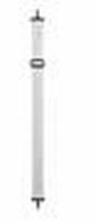 SONORUS Riem - Baudrier white plastic 2 hooks - ADULTS XL