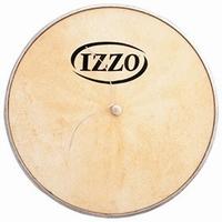 "IZZO Cuica natural head 6"""