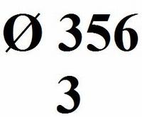 Drumhead No logo 356mm - 180mµ (3)