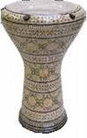 GAWHARET EL FAN Darbuka Egypt Inlay pearl