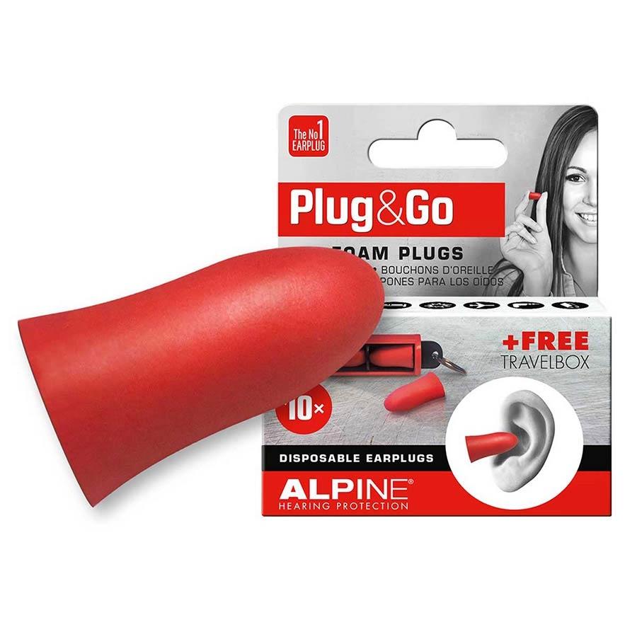 ALPINE Plug&Go ear plugs