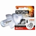 ALPINE PartyPlug earplugs - Transparant