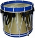 Brass rope tension drum 14