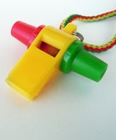 Acme Whistles (fluitjes)
