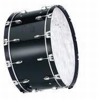 Grote trom (Concert bass drum)