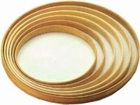 Massieve beuken ringen - standaard maten