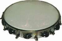 Tambourine (adjustable plastic head)